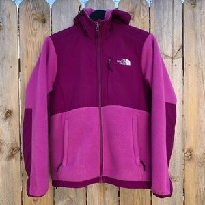 The North Face | Denali Fleece Hoodie Size M